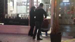 Zalău: Jaf armat la un magazin de bijuterii