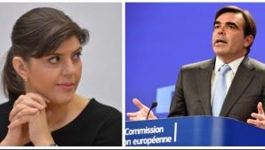 Comisia Europeană, reacție în scandalul controlului judiciar pe numele lui Kovesi