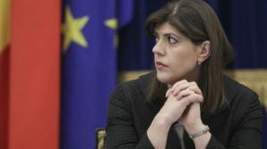 Laura Codruța Kovesi, pusă sub control judiciar