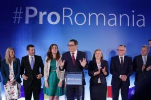 Lista Pro Romania europarlamentare 2019. Candidati Pro Romania europarlamentare 2019