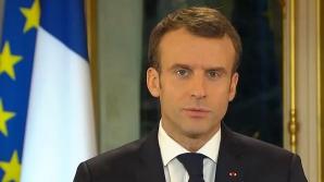 Macron, mesaj în limba română. Președintele Franței cere reformarea UE