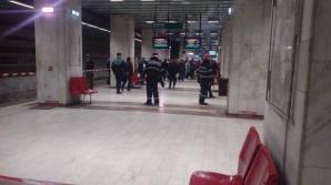 O persoană a fost lovită de metrou la Lujerului. Foto: dcnews.ro