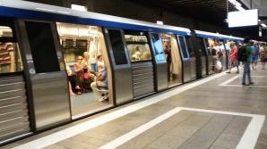 Panică la metrou! Un bărbat a fost înjunghiat în stație