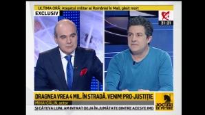 Mihai Călin, la Realitatea TV