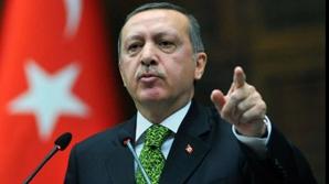 Erdogan mobilizează Turcia împotriva Occidentului creștin