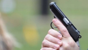 Urmărire cu foc de armă în Pitești! Hoți prinși în flagrant