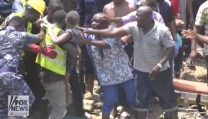 Școală prăbușită în Nigeria: cel puțin 8 morți. Mai mulți elevi, prinși sub dărâmături