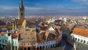 """""""România 2019"""" a ajuns la Sibiu, unul dintre cele mai importante orașe din inima Transilvaniei"""