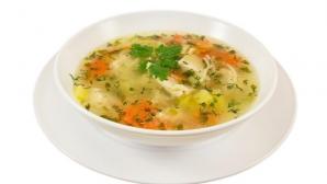 Supa de pui cu ghimbir are efecte imediate! Uite cât de simplu se prepară