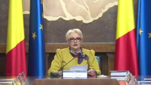 Dăncilă, atac dur la adresa Opoziției: Jjignirile și violența verbală, ridicate la rang de politică