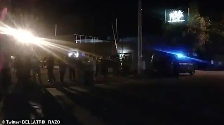 Atac armat într-un club din Mexic
