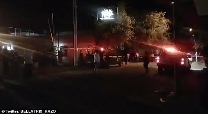 <p>Atac armat într-un club din Mexic</p>