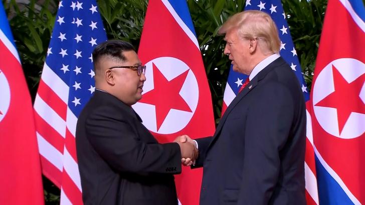 Summit Trump - Kim Jong-un