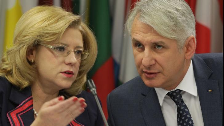 Corina Cretu, noi critici la adresa Guvernului PSD