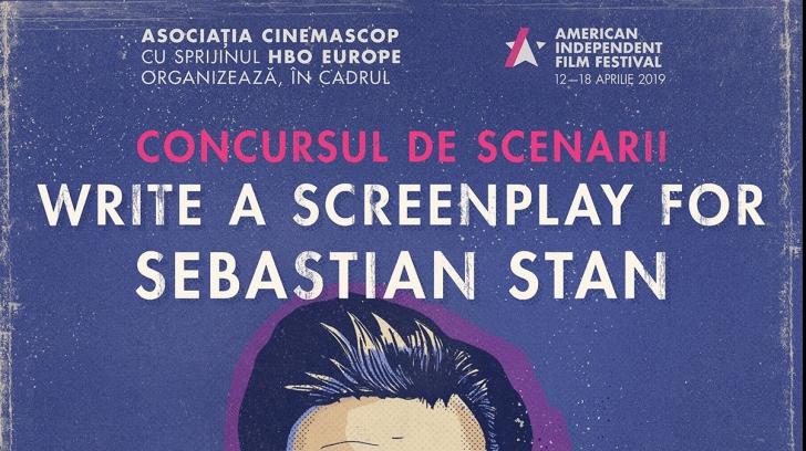 Scrie un scenariu pentru Sebastian Stan, actorul american de origine română de la Hollywood