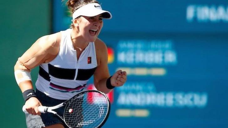 Bianca Andreescu a avut un discurs superb, în limba română, după succesul de la Indian Wells