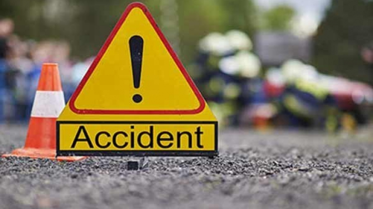 Accident rutier pe A1, în județul Giurgiu. Trei autoturisme sunt implicate