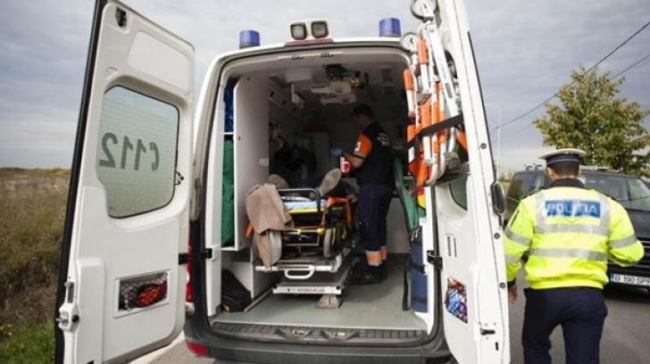 Accident grav, în județul Timiș. Autobuz cu persoane, spulberat: un mort, mai mulți răniți / Foto: tion.ro