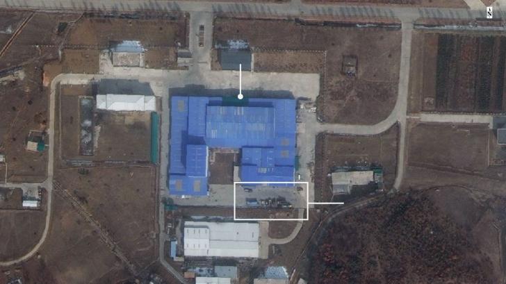 Coreea de Nord va testa o nouă rachetă? Imagini de pe satelit