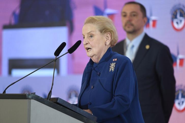 <p>Conferință NATO la 20 de ani de la aderarea Cehiei</p>