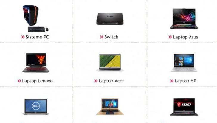 Altex - Oferta de laptopuri din aceasta primavara