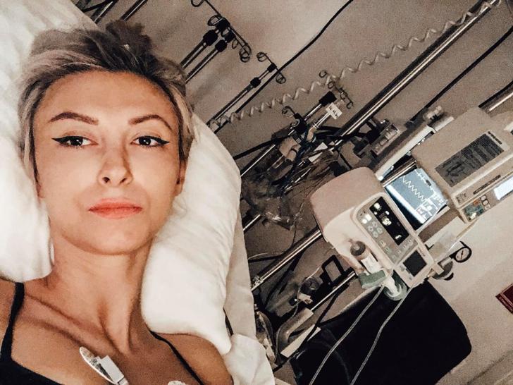 Mesajul crunt al Andreei Bălan de pe patul de spital. Mă lupt cu durerea