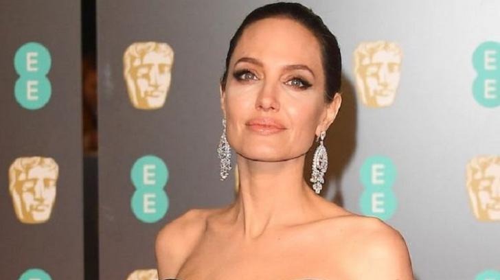 Angelina Jolie i-a luat locul lui Gwyneth Paltrow