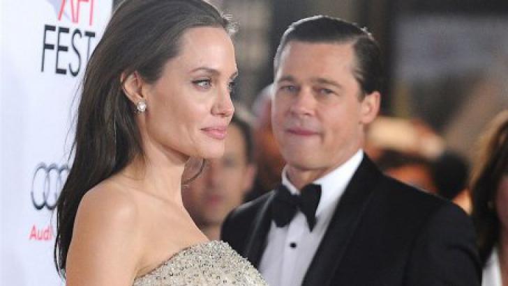 Angelina Jolie, tot cu Brad Pitt. Dovada
