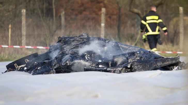 Avion prăbușit în Germania. Trei morți, printre care și una dintre cele mai bogate femei din Rusia