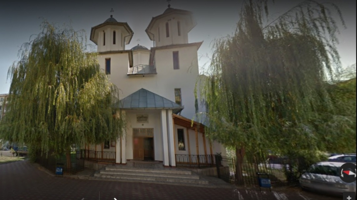 Biserica din Bumbesti