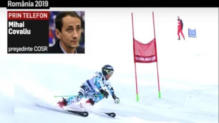 Olimpiada de iarnă pentru tineret la Brașov