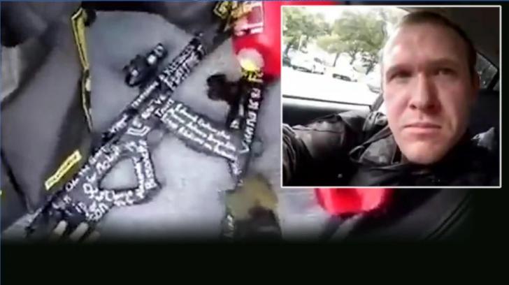 Principalul suspect al atacului din Noua Zeelandă,Brenton Tarrant