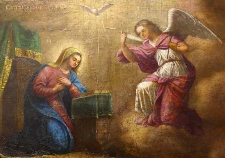 calendar ortodox, buna vestire, sărbătoare 25 martie, bunavestire, ce sarbatoare e azi, Buna Vestire 2019, sarbatoare 25 martie 2019