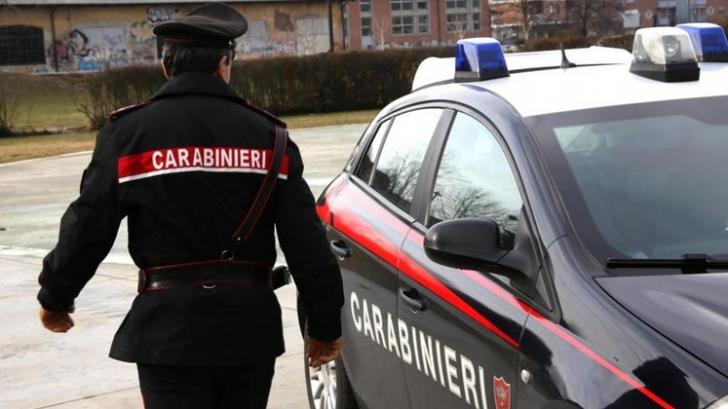 Un român a bătut trei patrule de carabinieri, într-un bar din Italia