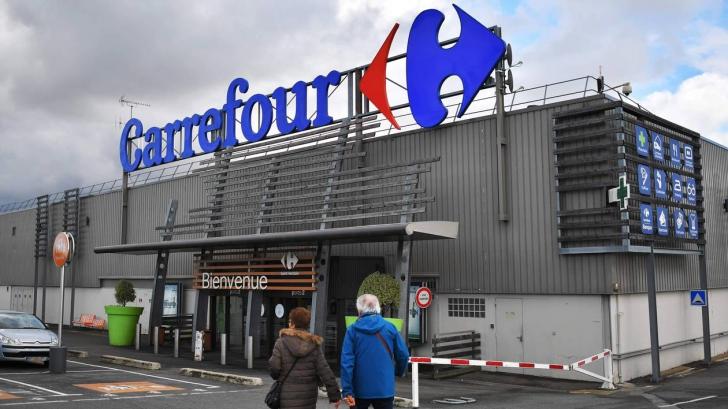 Afacerile Carrefour, în declin
