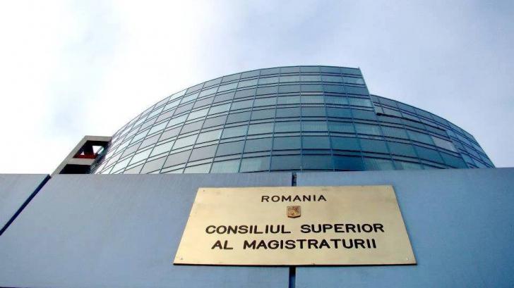 Ședință de urgență la Consiliul Superior al Magistraturii