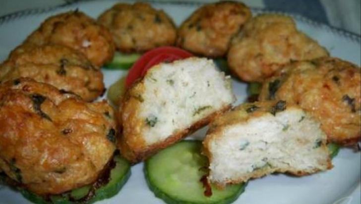 Reţetă fabuloasă de chifteluţe de peşte. Secretele dezvăluite chiar de Jamie Oliver
