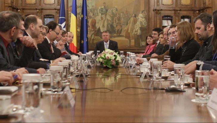 Iohannis, primul pas spre referendum