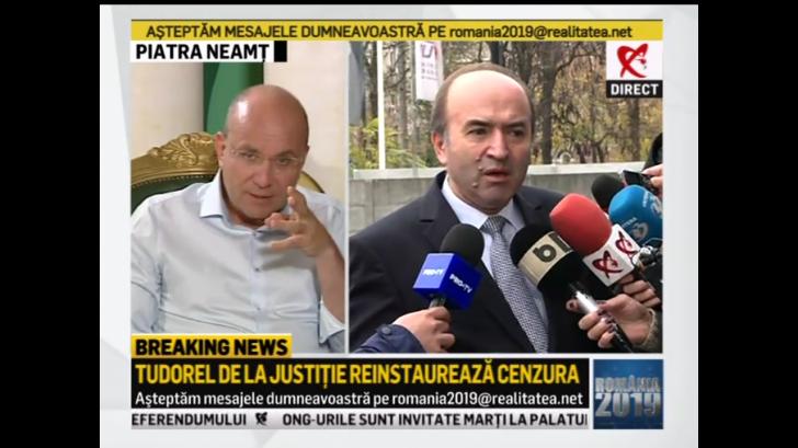 Cozmin Guşă, mesaj direct pentru Tudorel Toader în scandalul acreditărilor