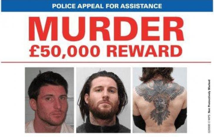 Criminal englez prins la Cluj! Recompensa este de 50.000 de lire sterline (VIDEO)