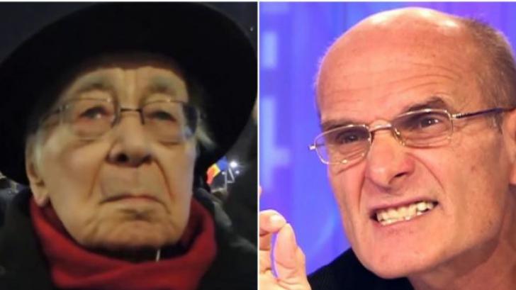 """Mihai Șora (102 ani) i-a dat lui CTP o replică elegantă după """"Să mori tu?"""""""
