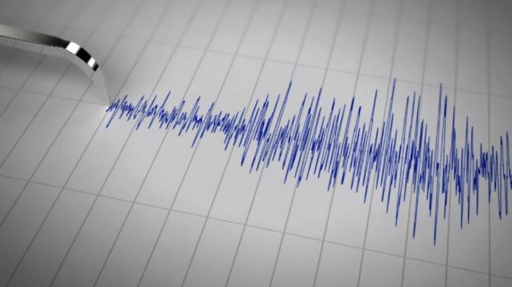 Cutremur în Vrancea, cu puțin timp în urmă