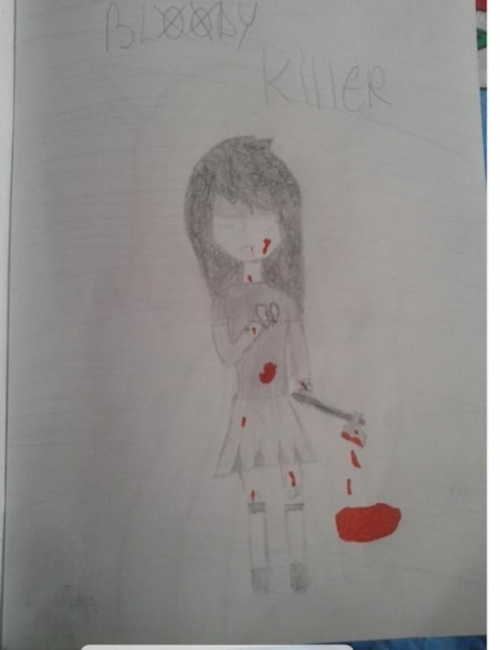 """""""Ucigașul sângeros"""", numele pe Instagram al fetei care și-a omorât mama. Detalii înfiorătoare"""