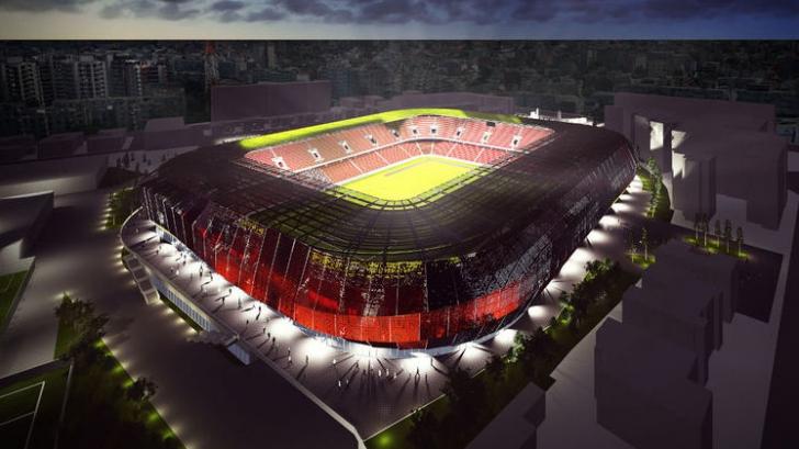 Bețe-n roate pentru noul stadion Dinamo!