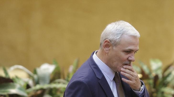 Dragnea, externat. Șeful PSD și-a băgat colegii în ședință