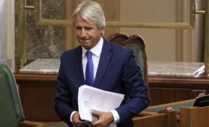 """Teodorovici: Spitalele regionale nu se mai fac pe bani europeni, """"să nu mai pierdem timp"""""""