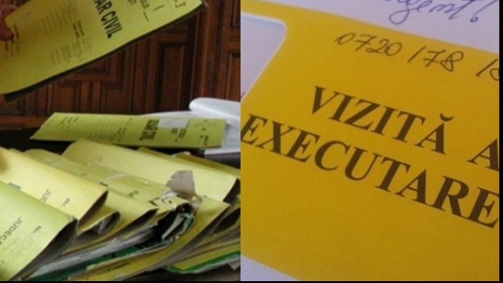 Garant imobiliar sau codebitor, executat silit