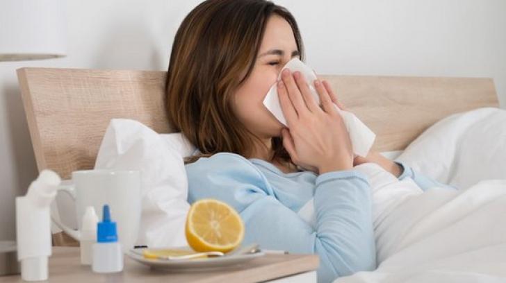 gripa cazuri noi in bistrita