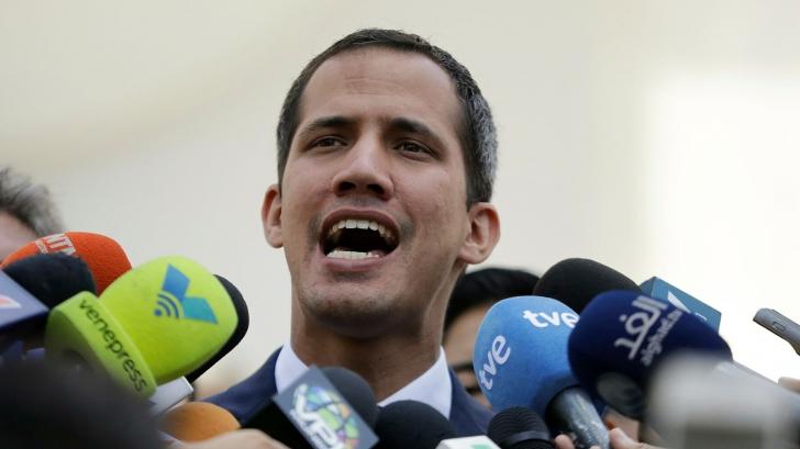 Pedeapsa maximă pentru Juan Guaido
