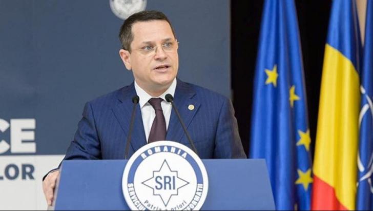 Mesajul lui Eduard Helvig, directorul SRI, despre diminuarea bugetară